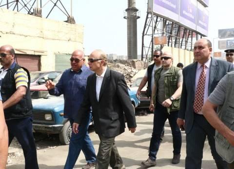 """محافظ القاهرة: الإبقاء على 5 معالم مهمة بمثلث ماسبيرو أهمها """"الخارجية"""""""