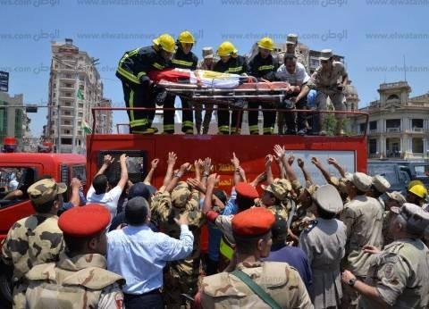 محافظ أسوان: أبناء المحافظة يقفون وراء القوات المسلحة والشرطة
