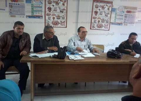 تدريب 100 من المسؤولين بالصحة والتعليم على مواجهة أمراض الشتاء في الفيوم