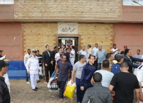 العفو عن 394 نزيلا والإفراج الشرطي عن 642 آخرين بمناسبة عيد الفطر