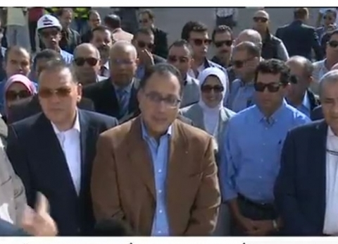 بث مباشر| مصطفى مدبولي يتفقد مشروعات تنموية بمحافظة الشرقية