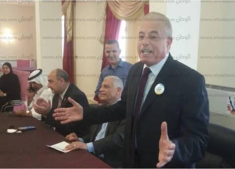 محافظ جنوب سيناء: صرف مكافآت مالية لطلاب جامعة العريش