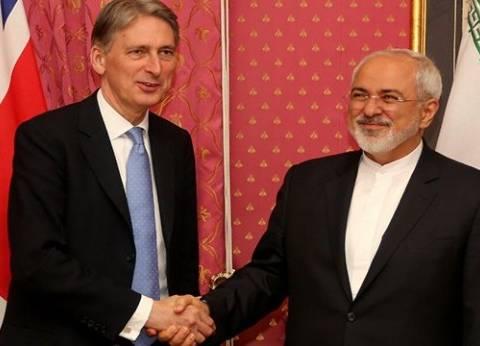 الرئيس الإيراني يستقبل وزير الخارجية البريطاني لبحث القضايا الإقليمية
