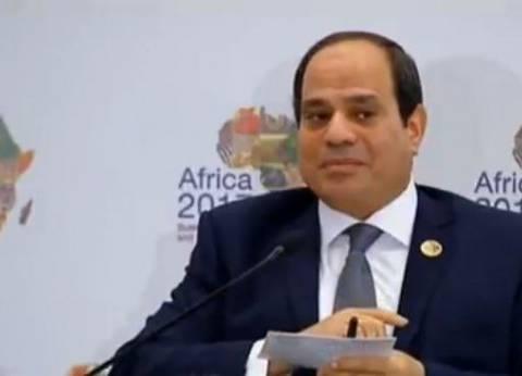 """""""الرئاسة"""": السيسي سيبحث مع بوتين سُبل عودة السياحة الروسية لمصر"""