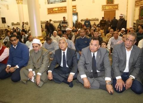 """محافظ المنوفية يشهد احتفال مديرية """"الأوقاف"""" بذكرى المولد النبوي"""