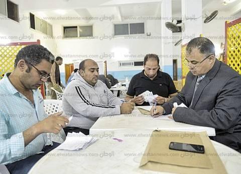 عاجل| فوز خالد عبدالعزيز شعبان والسيد فراج بمقعدي حدائق القبة