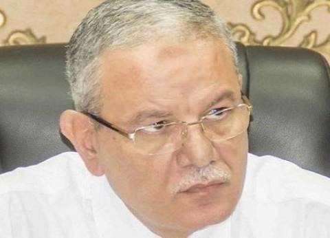 محافظ المنيا يتفقد اللجان والمقرات الانتخابية بمركزي ملوي وديرمواس