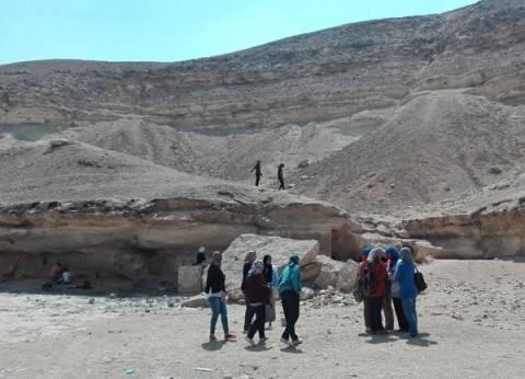 ضابط شرطة يكشف تفاصيل إنقاذ 21 طالبا احتجزوا بمحمية وادي دجلة