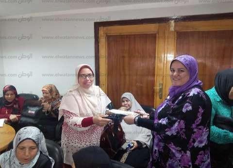 بالصور| احتفالية تسليم تأشيرات حجاج الجمعيات الأهلية بجنوب سيناء