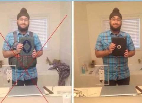 """نشطاء يتداولون صورة """"أحد منفذي هجمات باريس"""" الحقيقية: ما نشرها """"داعش"""" فبركة"""