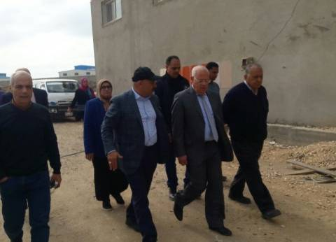محافظ بورسعيد يتفقد إنشاء مصنع للزيوت ويشترط تشغيل أبناء المحافظة