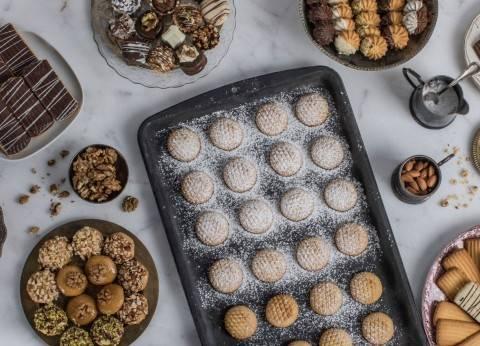 أسعار كعك العيد في أشهر 15 محل حلويات