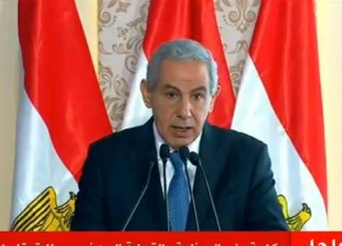 طارق قابيل: الوزراء استعرض إقامة مدينة للغزل والنسيج في مدينة السادات