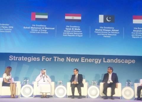 طارق الملا من الإمارات: رؤية تفاؤلية للأسواق.. وظهور موردين جدد للبترول والغاز