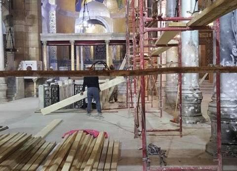 """انتهاء 80 % من أعمال ترميم """"البطرسية"""".. والتسليم لـ""""الهيئة الهندسية"""" يوم 3 يناير"""