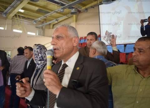 محافظة جنوب سيناء تخصص وحدة سكنية للشهيد محمود ناجي