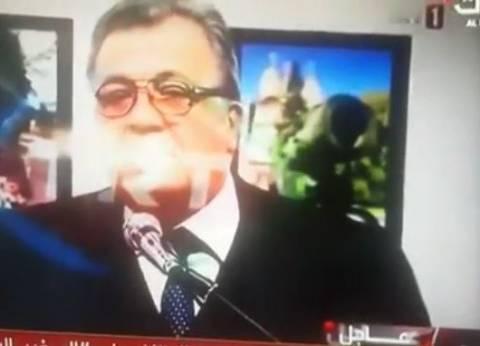 بالفيديو| لحظة استهداف السفير الروسي بأنقرة