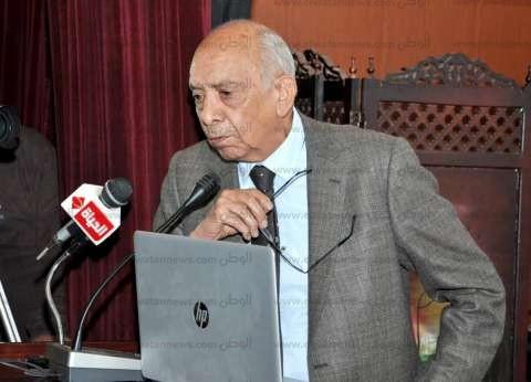 """""""المنصورة"""" تمنح الدكتور محمد غنيم جائزة أعلى معدل للاستشهادات المرجعية"""