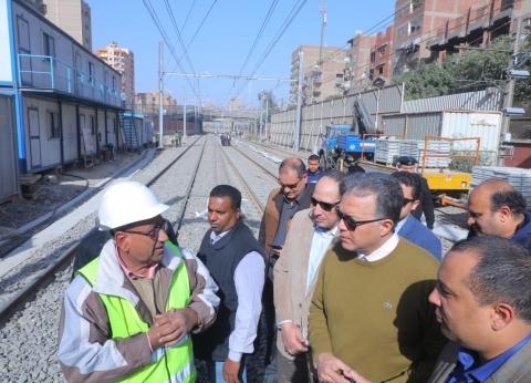 وزير النقل: توريد 100 جرار جديد لدعم هيئة السكة الحديد نهاية سبتمبر