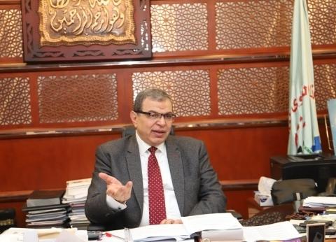 وزير القوى العاملة: حل مشكلة مصري توقف صرف معاشه 8 أشهر بإيطاليا