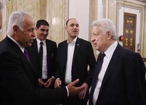 فرج عامر يطالب بإحالة مرتضى منصور إلى لجنة القيم بمجلس الشعب