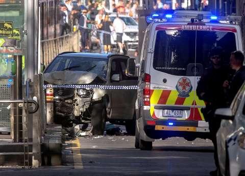 عاجل| الشرطة الأسترالية: منفذ عملية الدهس مختل عقليا