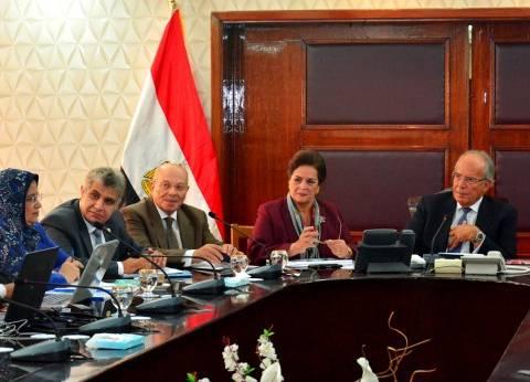 وزير التنمية المحلية يستعرض مع محافظ البحيرة مشروع تطوير رشيد