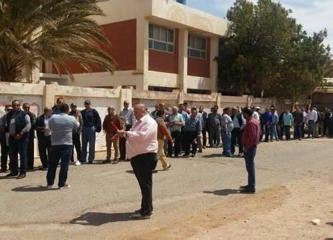 """وكيل """"طاقة البرلمان"""": شركات بترول حشدت موظفيها للتصويت بـ""""الرئاسة"""""""
