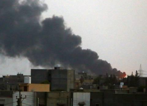 آخر استعدادات عقد مؤتمر إعادة إعمار بنغازي