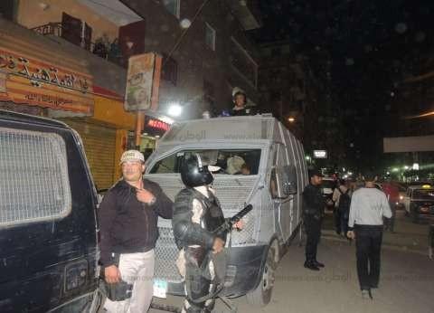 الأمن يتدخل لإنهاء اشتباكات بين أنصار المرشحين أمام لجان الانتخابات بكرداسة