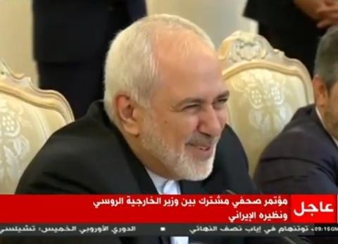 وزير خارجية إيران: أحمل رسالة خاصة إلى الرئيس الروسي من روحاني