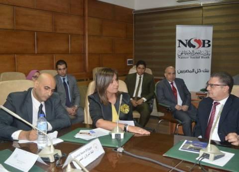 وزيرة الهجرة: كل شكاوى المصريين بالخارج محل اهتمام