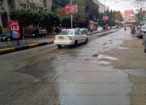 """""""الأرصاد"""": توقعات بسقوط الأمطار غدا.. والصغرى بالقاهرة 10 درجات"""