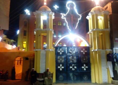 نقل رفات 7 من شهداء دير الأنبا صموئيل لمزار خاص بدير الجرنوس في المنيا