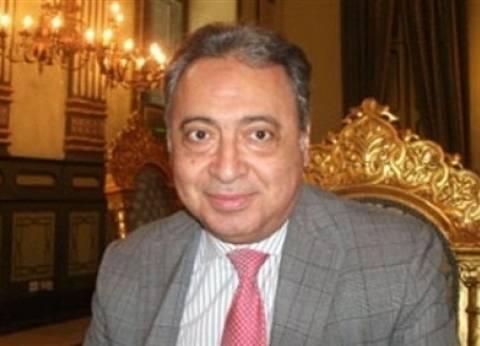 وزير الصحة والسكان يدلي بصوته بمدرسة صلاح الدين بالقاهرة الجديدة