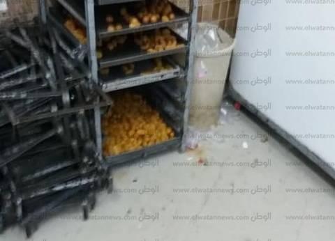 ضبط شيكولاتة منتهية الصلاحية في محل حلويات شهير ببني سويف