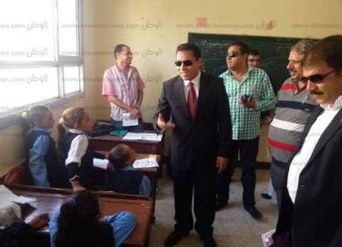 بالصور| محافظ الشرقية يعاقب 14 معلما لتغيبهم عن العمل دون عذر