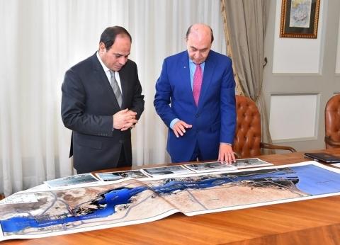 مهاب مميش: 30 مليار دولار إجمالى استثمارات المنطقة الاقتصادية للقناة.. وندير «موقعاً عبقرياً» على خريطة الاستثمار العالمى