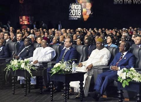 «السيسى» يتسلم رئاسة «الاتحاد الأفريقى» اليوم و«برلمان القارة»: مواجهته للإرهاب «عمل عظيم»