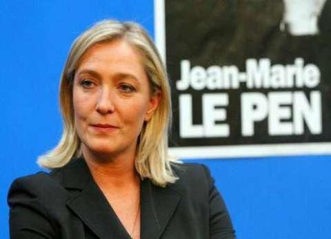 مارين لوبان تتولى مجددا زعامة الجبهة الوطنية