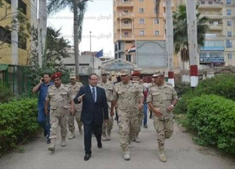 """قائد المنطقة الشمالية العسكرية في البحيرة: """"سنضحي بأرواحنا فداء للوطن"""""""