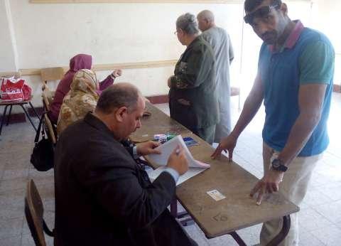 استمرار الإقبال المحدود على اللجان الانتخابية في الوادي الجديد
