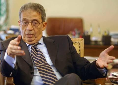 عمرو موسي وفريد خميس يختلفان حول هوية مصر