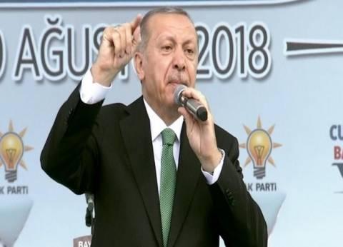 """أحمد موسى: """"اللي له فلوس في تركيا يسحبها.. أردوغان ممكن يأممها"""""""