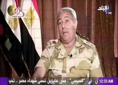 اللواء أحمد إبراهيم محافظ أسوان.. ضابط صاعقة شارك في عملية قبرص