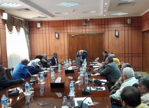 محافظ بورسعيد: توعية المواطنين للمشاركة في الانتخابات الرئاسية