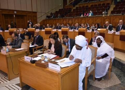 السودان يشارك في اجتماع الجامعة العربية مع مجلس الاتحاد الأوروبي