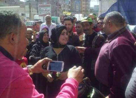 إقبال كثيف للناخبين بقرية الشعراء بدمياط في اليوم الأول للتصويت