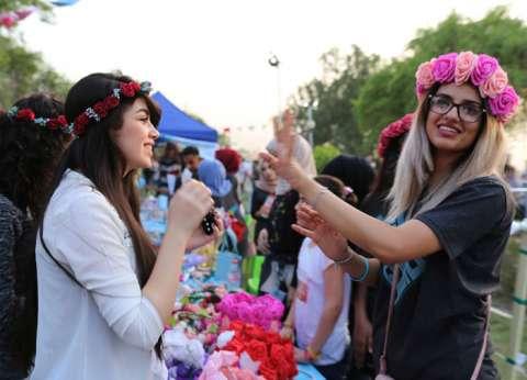 بالفيديو| مهرجان للسلام في العاصمة العراقية بغداد