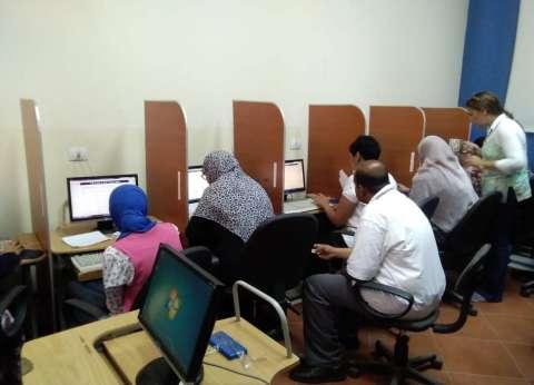 494 طالبا يسجلون في اليوم الأول بمعامل تنسيق جامعة الإسكندرية